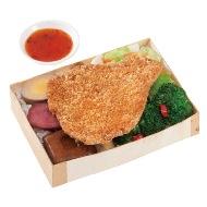 泰式豬排飯包