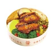 蒲燒鯛魚飯包